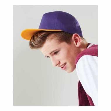 Vintage beechfield kinder baseball cap
