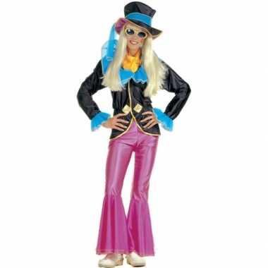 Vintage hippie outfit voor vrouwen