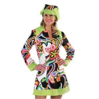 Vintage hippie/sixties jurk dames