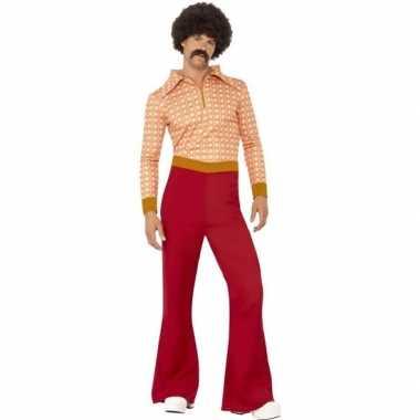 Vintage jaren 70 seventies kostuum voor heren