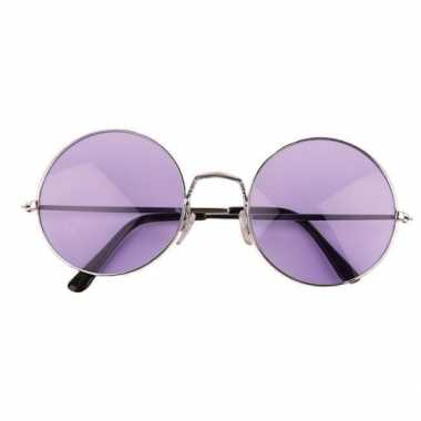 Vintage john lennon xl bril paars