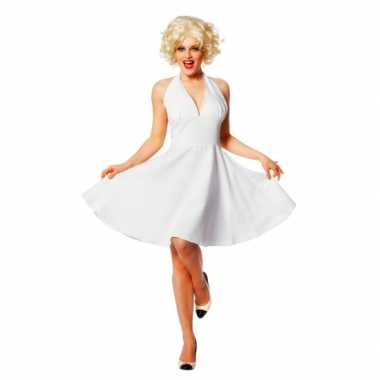 Vintage marilyn monroe dames jurk