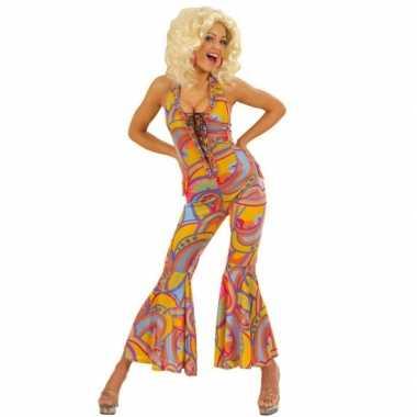 Vintage seventies catsuit voor dames