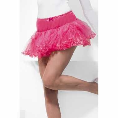 Vintage tule petticoat roze