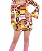 Vintage sixties retro jurkje